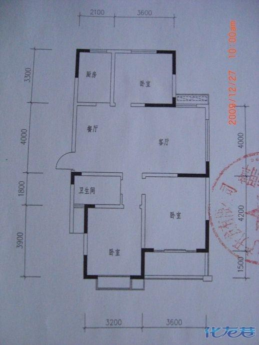 房屋平面格局设计