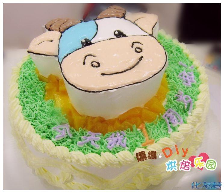 『绷绷兔diy烘焙乐园』美丽齐聚~~独一无二的蛋糕们