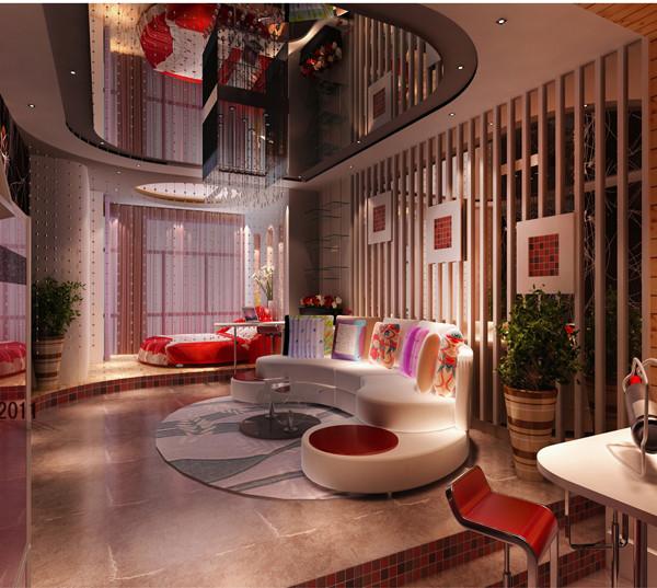 2011中国soho室内设计大赛-83号作品