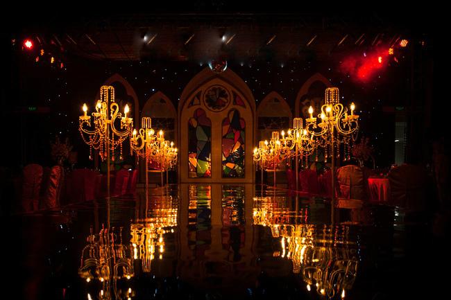 欧式教堂婚礼(凯纳)