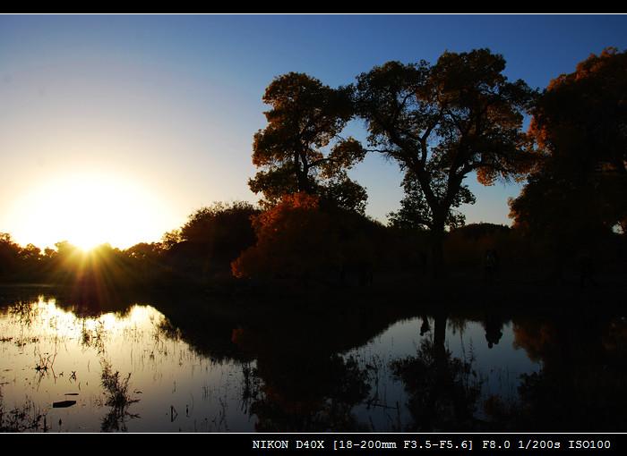 2012金秋十月额济纳-张掖-巴丹吉林沙漠-阿拉善左旗-银川七日深度体验