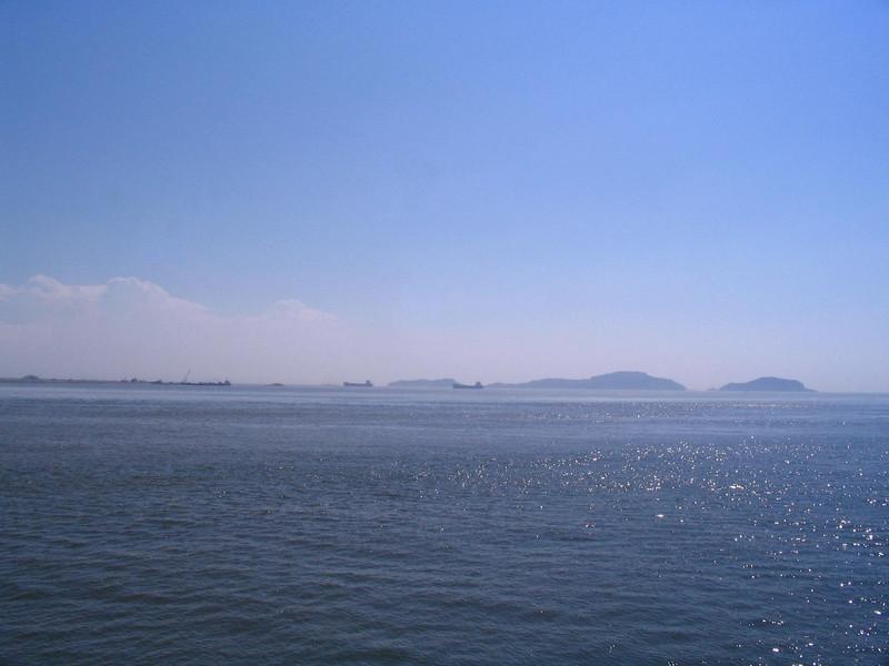 因此暑期从南浦发枸杞岛的车船一体票极其稀缺.