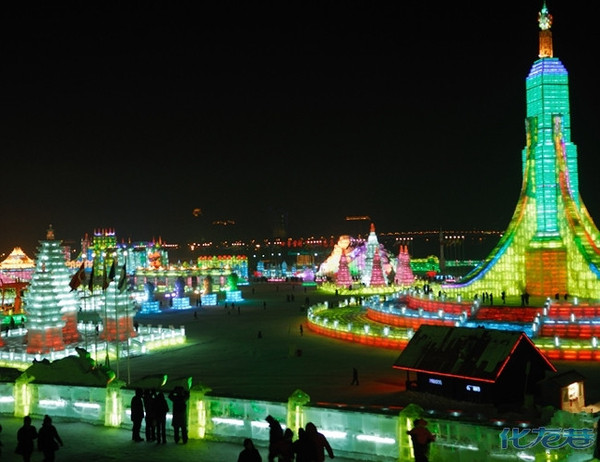 社区导航 游山玩水 第十三期:美丽新世界之冰天雪地——哈尔滨,冰雪大