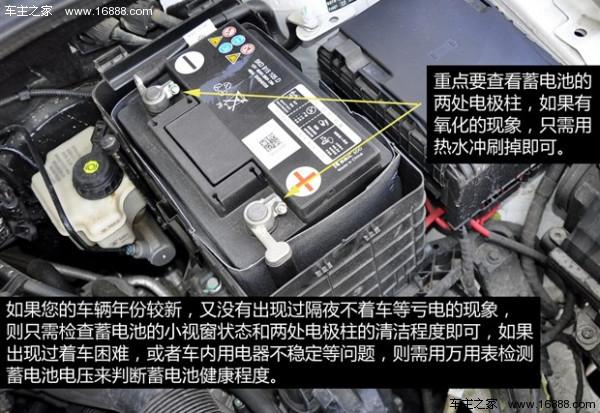 春节自驾回家 车辆安全检查和必备工具