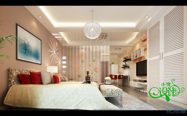 常州银河湾45平经典小户型单身公寓现代简约设计装修实例呈现