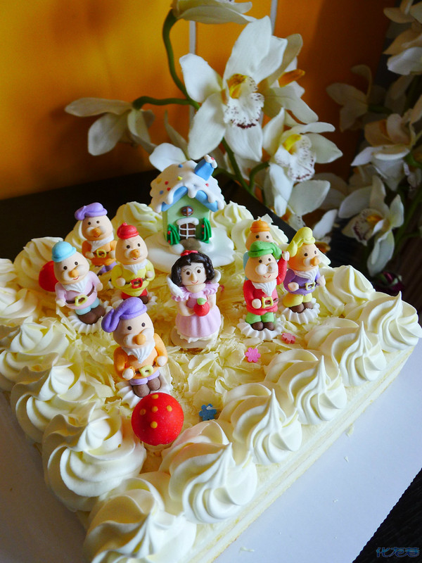 蛋糕图片可爱独特公主