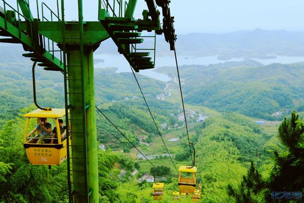 我的家乡安徽省郎溪县的风景名胜石佛山,好山好水好风光,风景如画