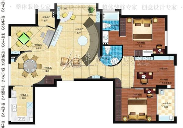 創意房屋平面圖
