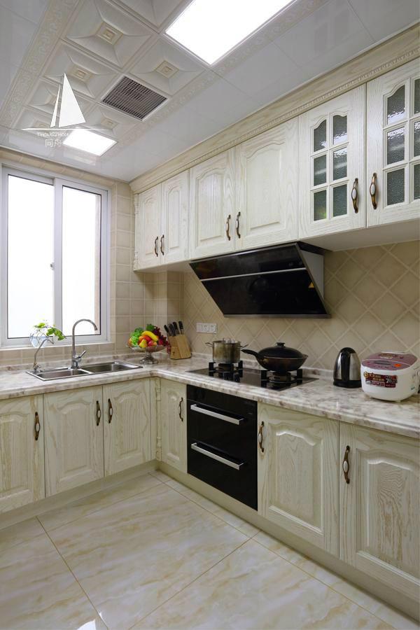 厨房高柜效果图图片