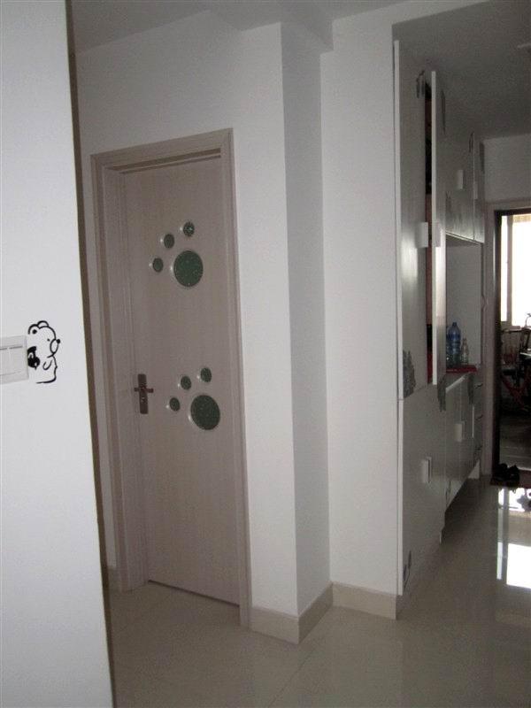 简单装修九十平新房,新上厨卫吊顶等细节图高清图片
